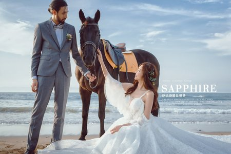 原野映像 /紗法亞精品婚紗Sapphire Wedding