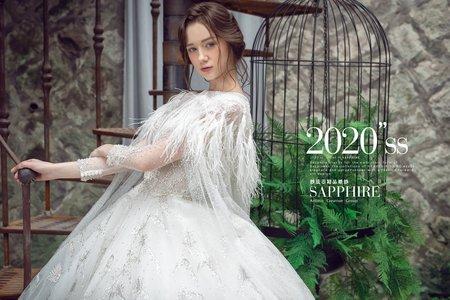Sapphire 高級訂製禮服Haute Couture