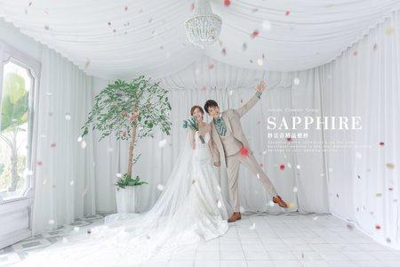 一千種美好的模樣 /紗法亞精品婚紗Sapphire Wedding
