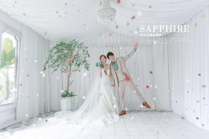 紗法亞精品婚紗|婚紗攝影|禮服單租