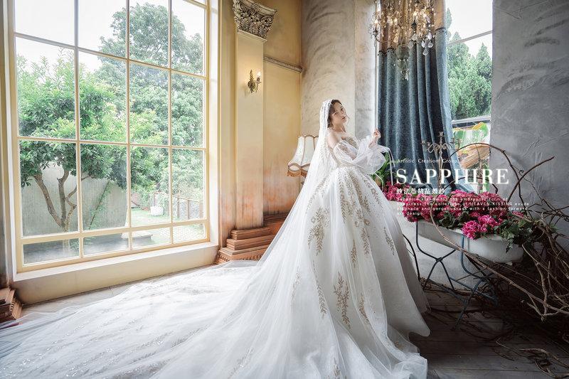 紗法亞精品婚紗|婚紗攝影|新娘秘書