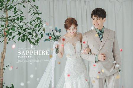 美好模樣 /紗法亞精品婚紗Sapphire Wedding
