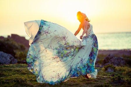 美麗的蘭嶼婚紗外拍