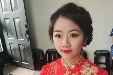 文定龍鳳袍古典好媳婦