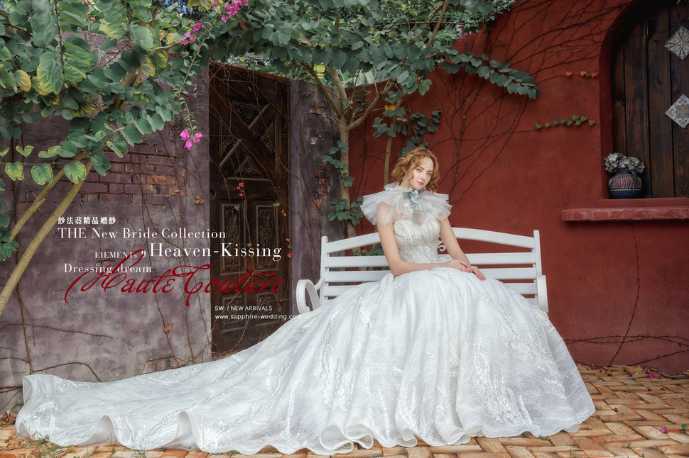 紗法亞精品婚紗Sapphire Wedding - 紗法亞精品婚紗禮服單租《結婚吧》