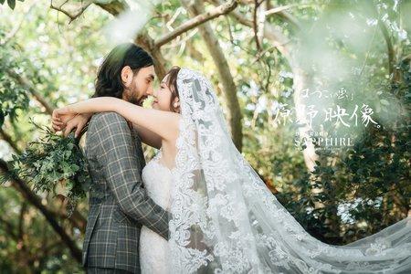 美式婚紗 /紗法亞精品婚紗Sapphire Wedding