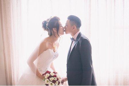 睿圳哲如 文定迎娶晚宴@長榮彭園會館