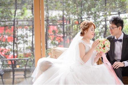 怡仲怡鈞 迎娶喜宴@台北天成飯店
