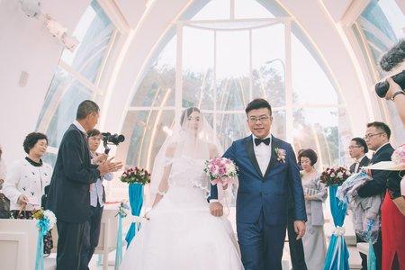 俊宏涵蓁 證婚晚宴@星靚點花園飯店