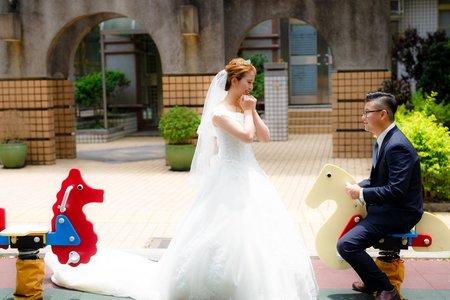 冠翔艾樺 迎娶晚宴@汐止寬和婚宴會館