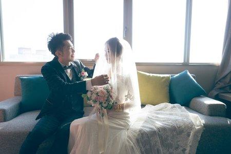 志豪貞儀 迎娶午宴@水源會館 雙和店