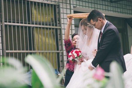 峻程庭儀 迎娶晚宴@新莊典華