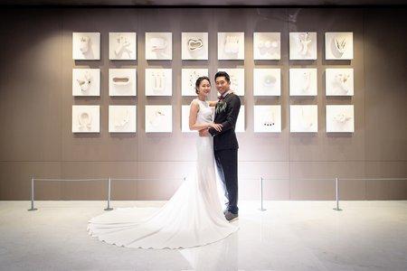 [婚禮攝影]Regina & Nick 幸福晚宴@寒舍艾美酒店