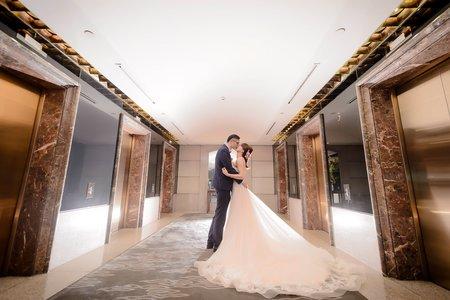 [婚禮攝影]肇鑫武君 幸福喜宴@晶華酒店