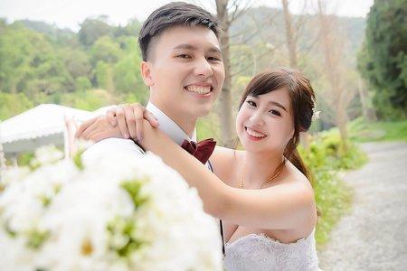 [婚禮攝影]國威漢妮 文定迎娶晚宴@青青食尚花園會館