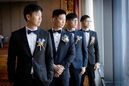 [婚禮攝影]孟桓譽璇 幸福午宴@格萊天漾大飯店