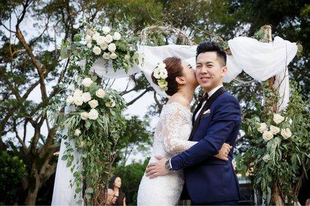 [婚禮攝影]博豪岑希 證婚晚宴@Lotus Wedding