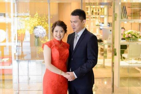 [婚禮攝影]偉豪姿蓉 文定午宴@君悅飯店