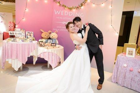 [婚禮攝影]振宇詩樺 迎娶午宴@Lamigo那米哥宴會廣場