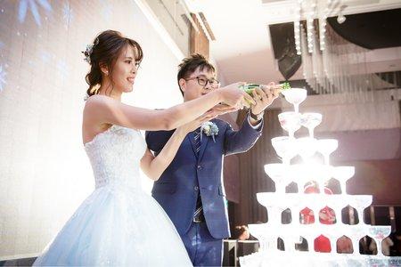 [婚禮攝影]治群思嘉 文定午宴@新莊典華
