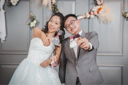 [婚禮攝影]傑夫慈娟 文定迎娶晚宴@新莊晶宴會館