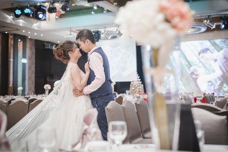 [婚禮攝影]志瑋哲欣 幸福午宴@三重彭園餐廳