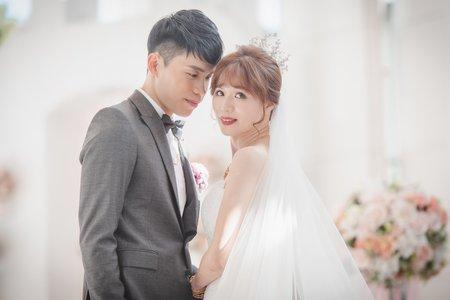 [婚禮攝影]文淵雅惠 文定迎娶午宴@新莊晶宴
