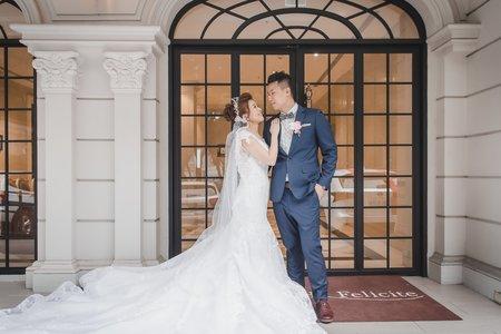 [婚禮攝影]彥輔心怡 證婚午宴@翡麗詩莊園