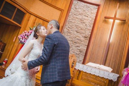 [婚禮攝影]俊各慧新 教會儀式晚宴@龍園餐廳