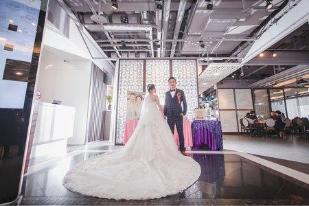 [婚禮攝影]世豪怡蓉 幸福午宴@蘇杭餐廳-大坪林店
