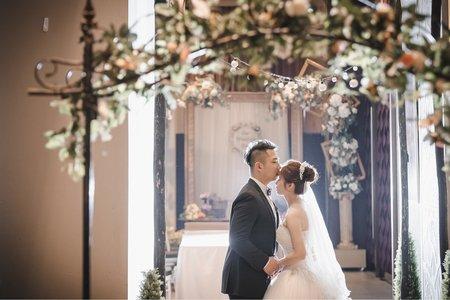 [婚禮攝影]政廷詩婷 幸福午宴@新莊頤品大飯店