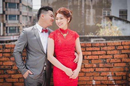 [婚禮攝影]政成芳瑩 文定迎娶@自宅