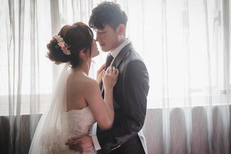 [婚禮攝影]義雄奕璇 迎娶午宴@八德竹園餐廳