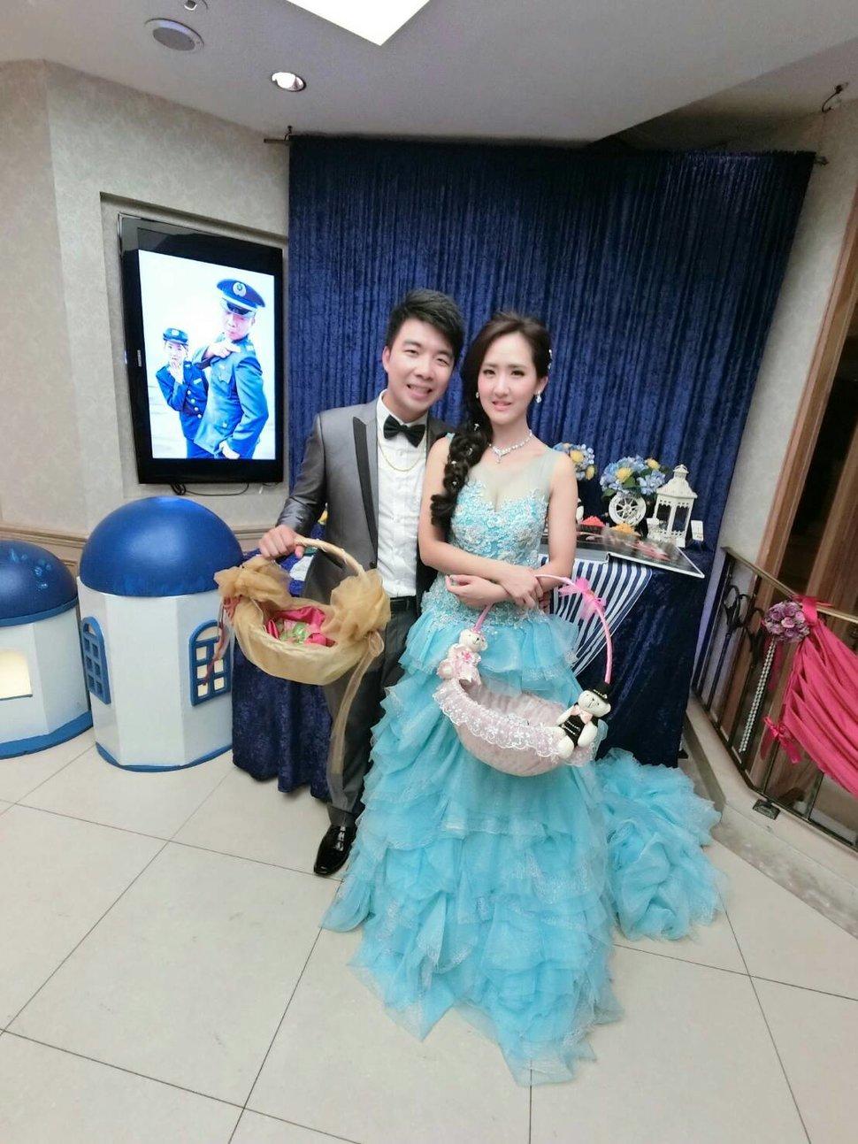 小安訂婚送客 - Eva Lee 小確幸 新娘秘書造型《結婚吧》