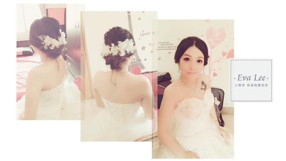 采結婚白紗 - Eva Lee 小確幸 新娘秘書造型《結婚吧》