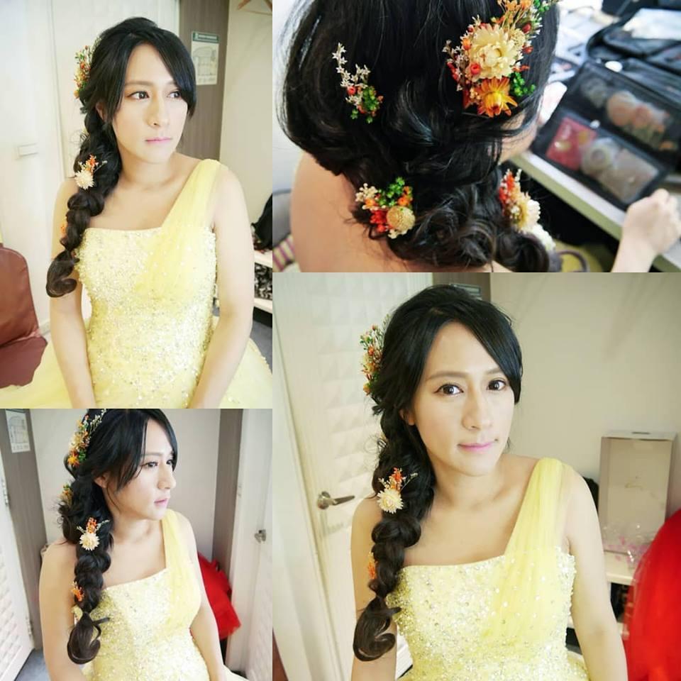 20180428 (3) - Eva Lee 小確幸 新娘秘書造型《結婚吧》