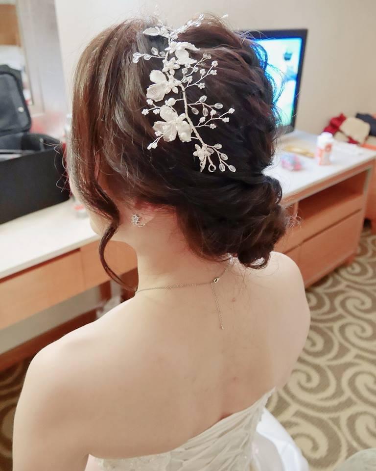 44882016_2024226167661718_624583885170147328_n - Eva Lee 小確幸 新娘秘書造型 - 結婚吧
