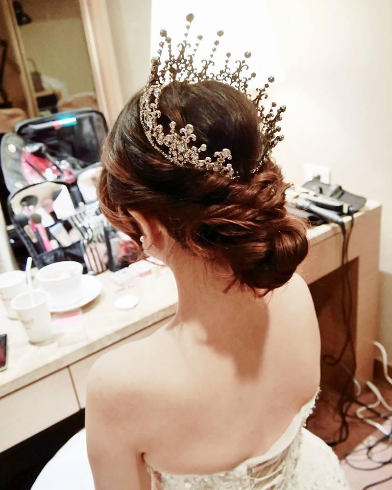 45047247_2027213054029696_3287549340532342784_n - Eva Lee 小確幸 新娘秘書造型 - 結婚吧
