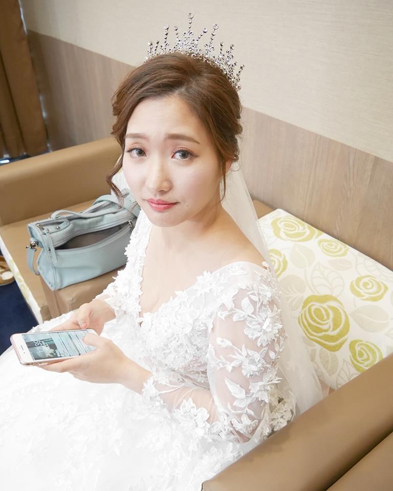 45593395_2042647702486231_1097918143369576448_n - Eva Lee 小確幸 新娘秘書造型 - 結婚吧