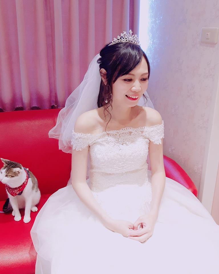 47574727_2077894852294849_5035438993773166592_n - Eva Lee 小確幸 新娘秘書造型 - 結婚吧
