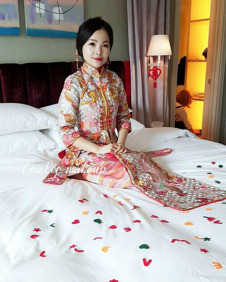 20170520 (1) - Eva Lee 小確幸 新娘秘書造型 - 結婚吧