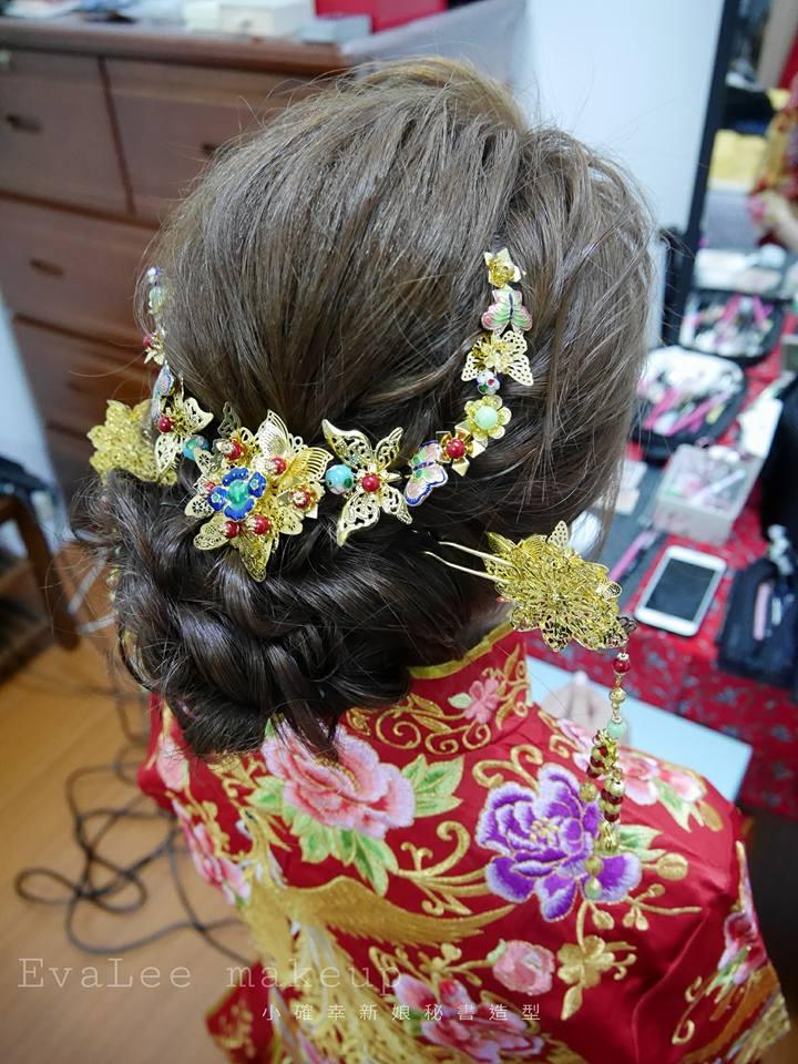 20180113 (14) - Eva Lee 小確幸 新娘秘書造型 - 結婚吧