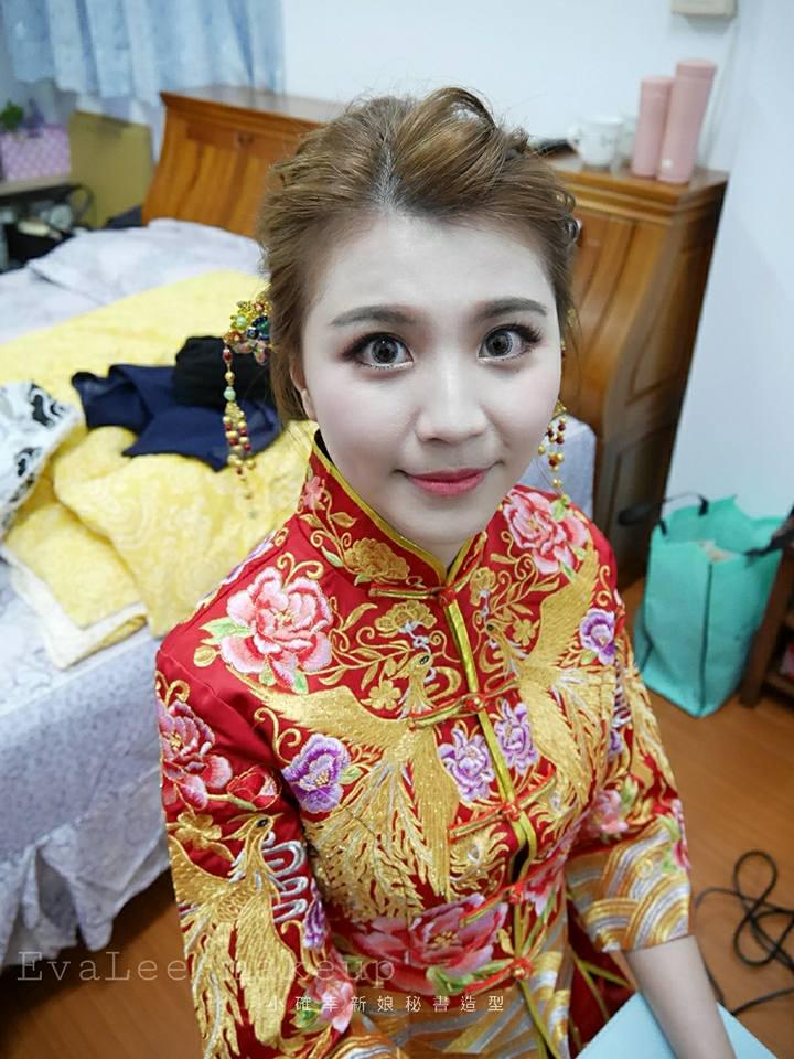 20180113 (2) - Eva Lee 小確幸 新娘秘書造型《結婚吧》