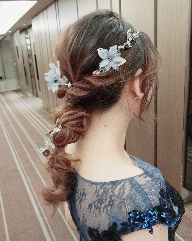 2 - Eva Lee 小確幸 新娘秘書造型 - 結婚吧