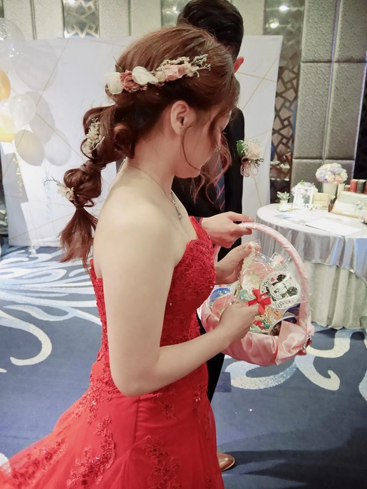 45952451_2047436272007374_8647792981207678976_n - Eva Lee 小確幸 新娘秘書造型 - 結婚吧
