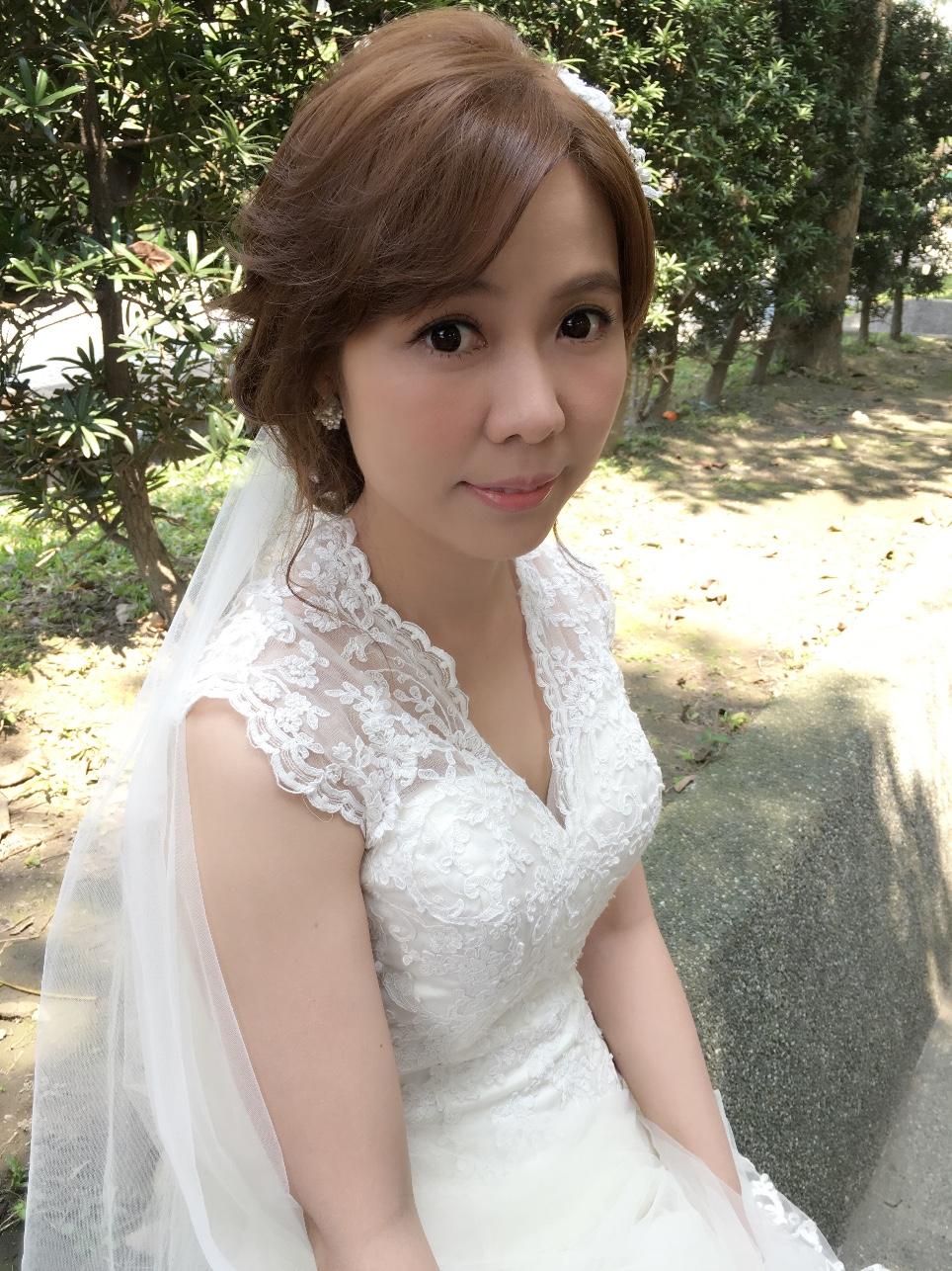 (編號:52409) - 新娘秘書范芳綺 - 結婚吧