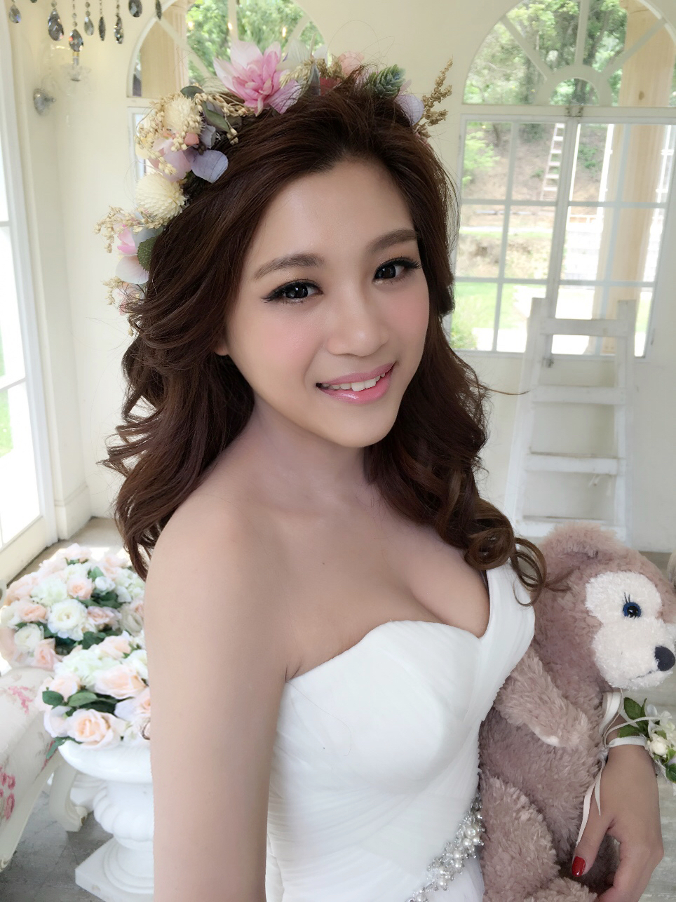 (編號:52411) - 新娘秘書范芳綺 - 結婚吧