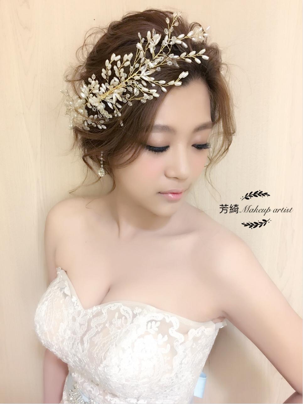 (編號:52425) - 新娘秘書范芳綺 - 結婚吧