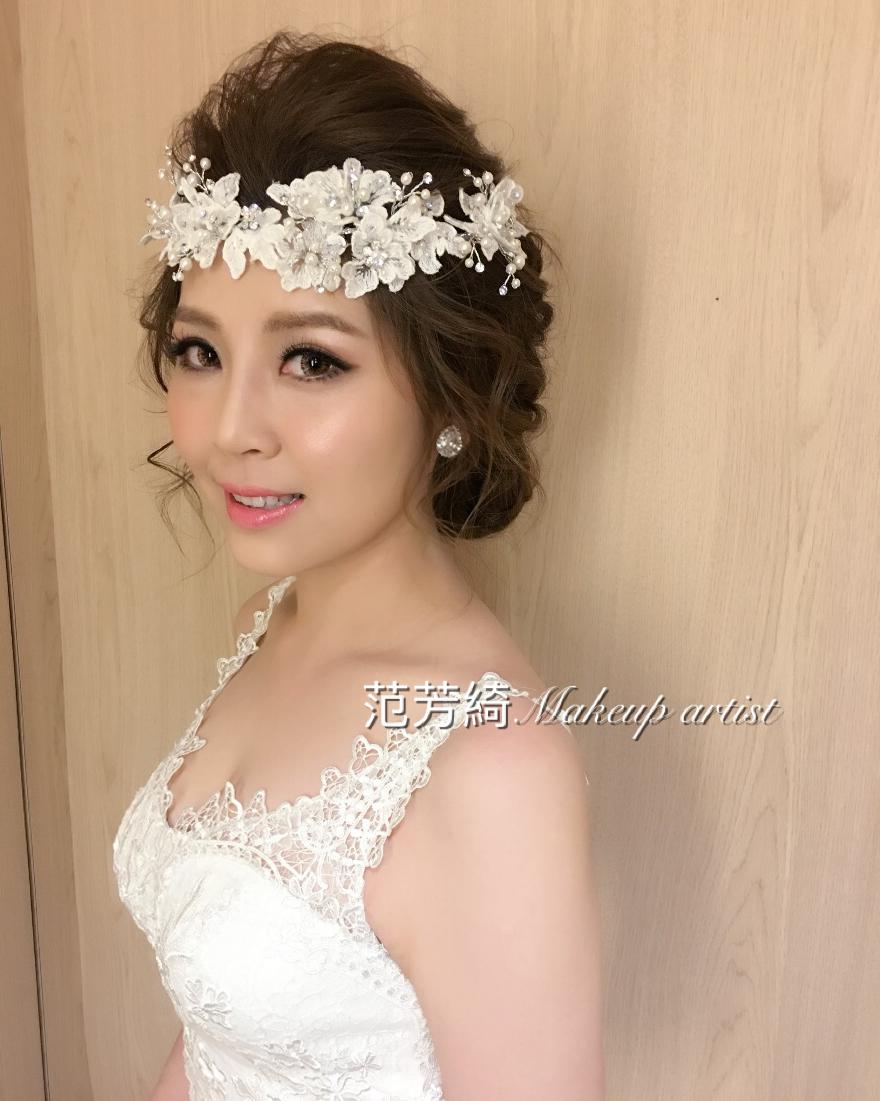 (編號:52455) - 新娘秘書范芳綺 - 結婚吧