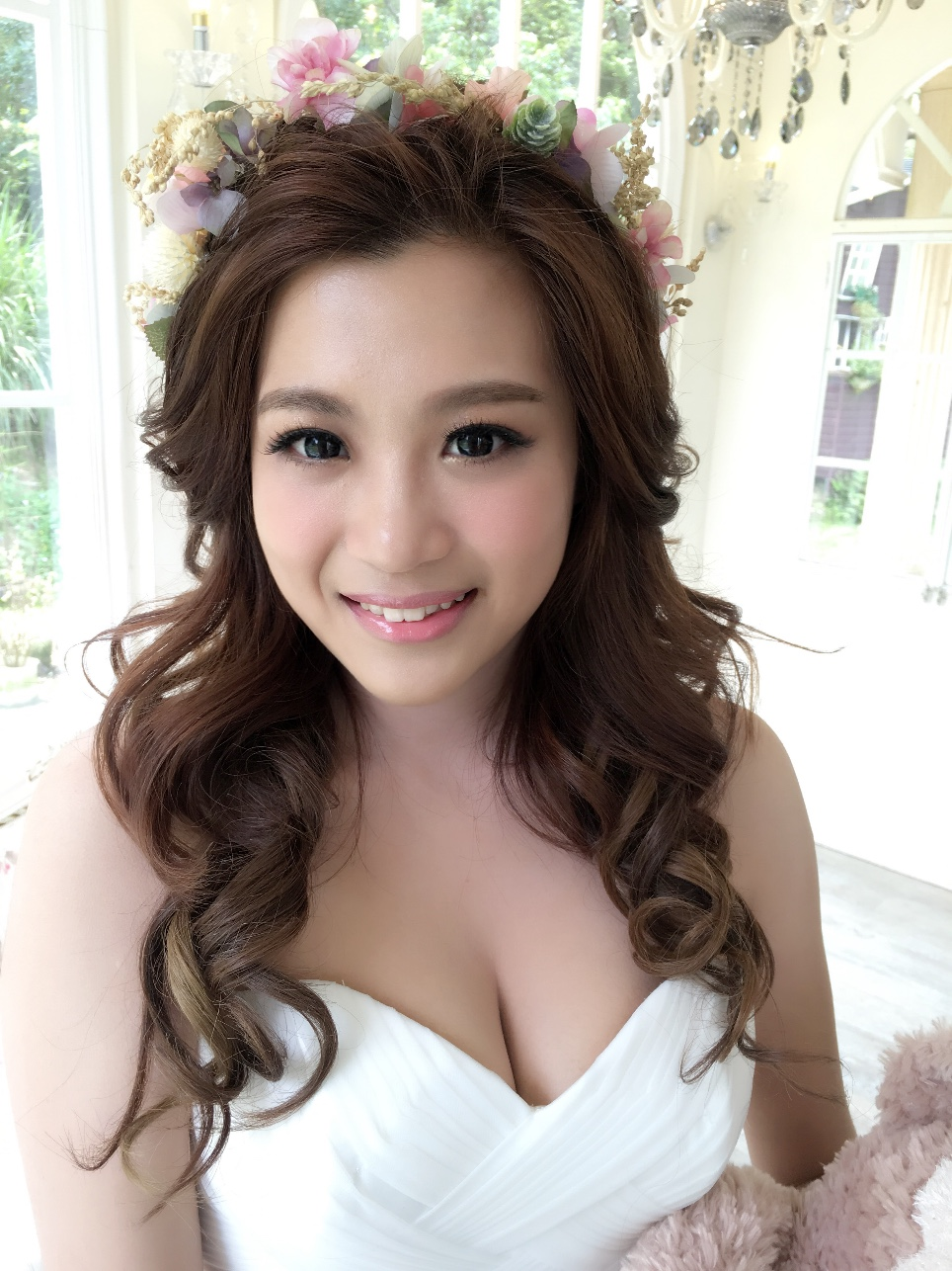 (編號:52456) - 新娘秘書范芳綺 - 結婚吧